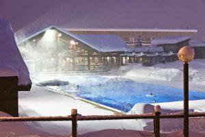 piscine hiver